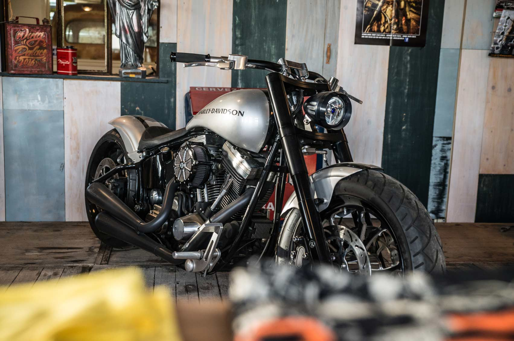 Wingpalace custom bikes and cars