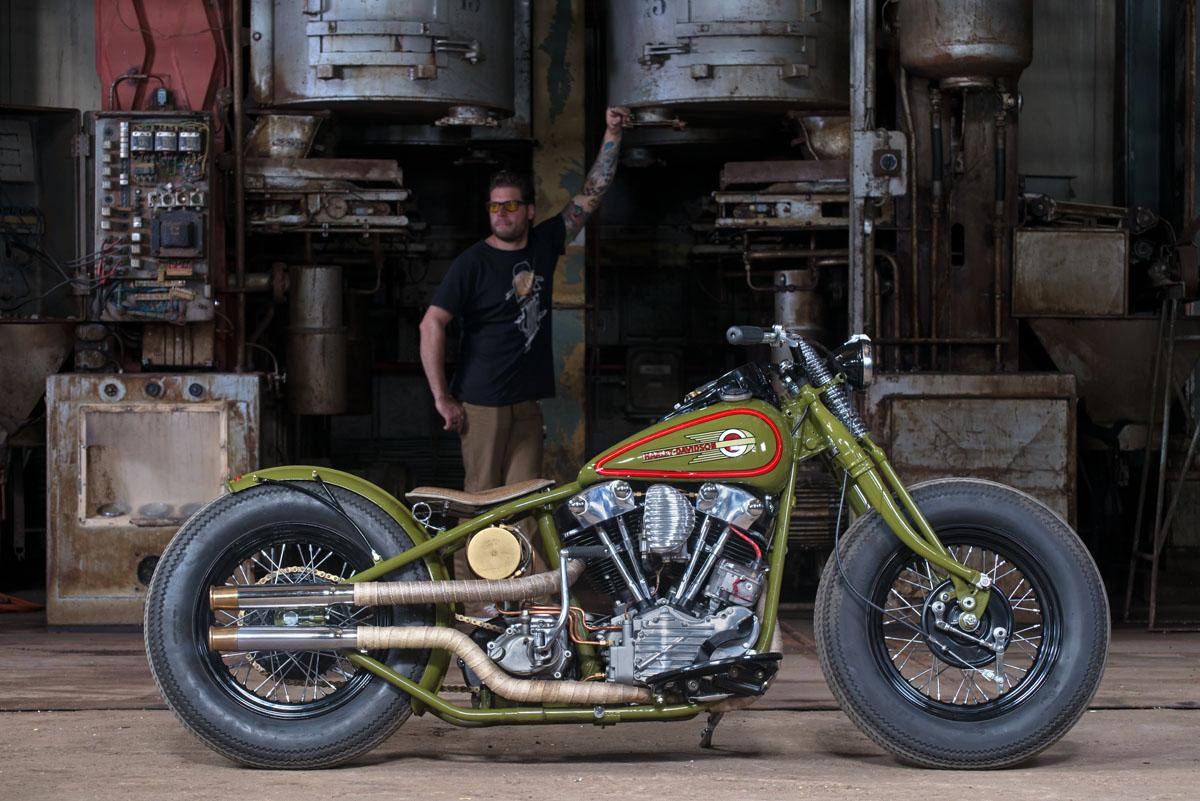 Wingpalace custom bikes