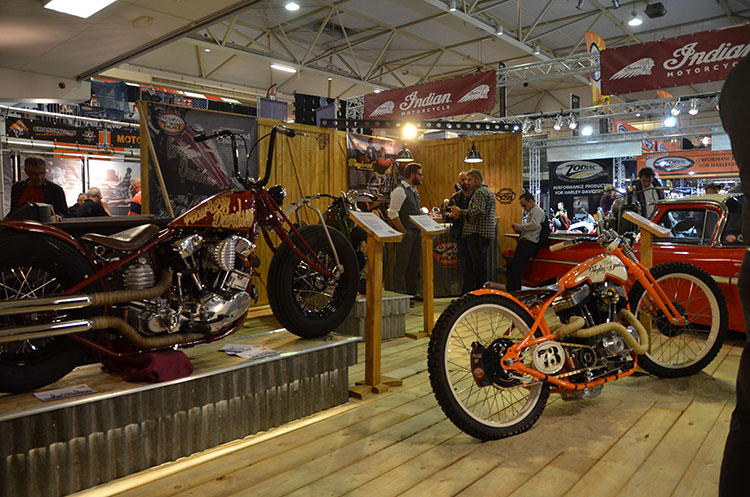 Wingpalace @ Big Twin Bike Expo