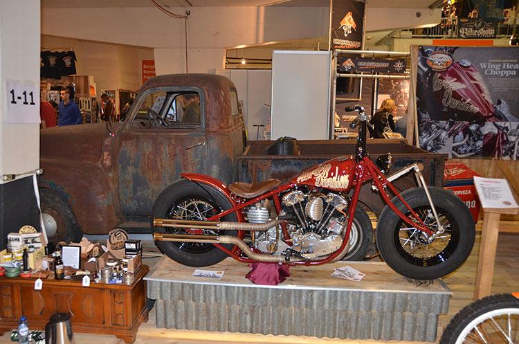 Wingpalace @ Big Twin Bike Expo