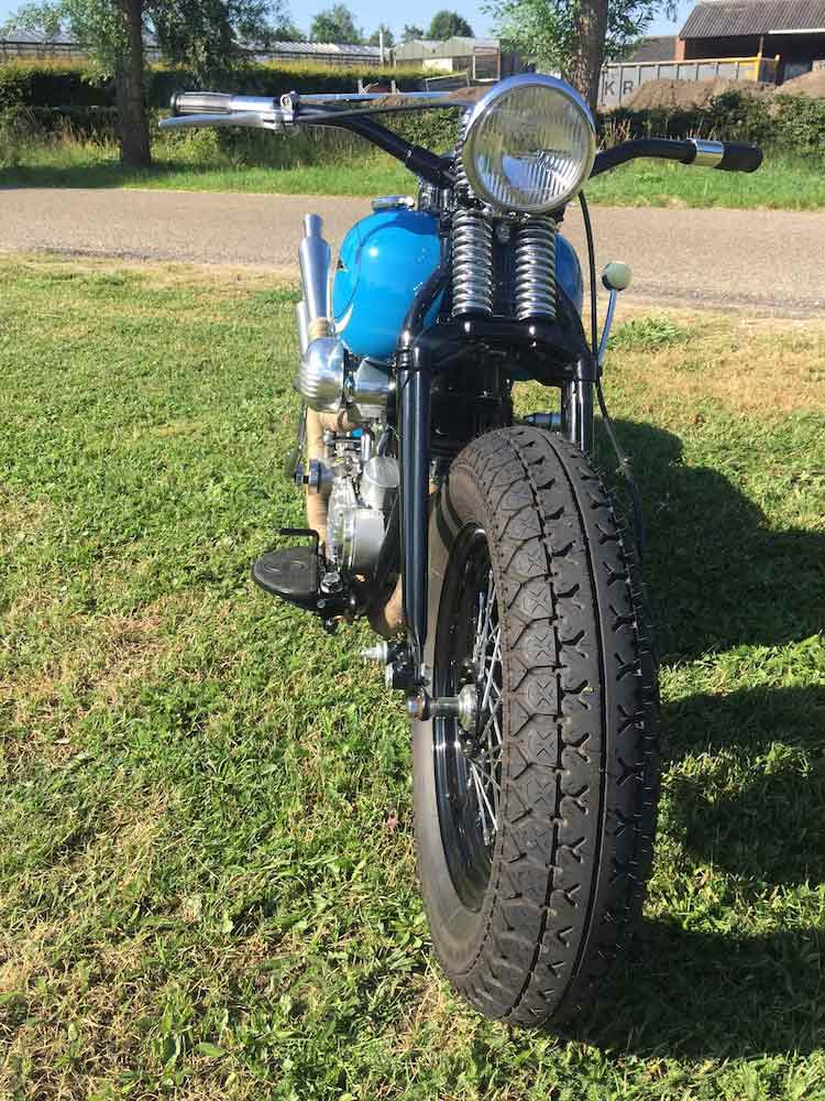 Wingpalace The Blue Bobber front