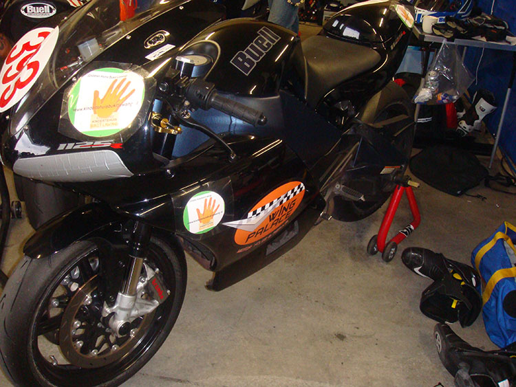 Wingpalace @ Buell Race Team
