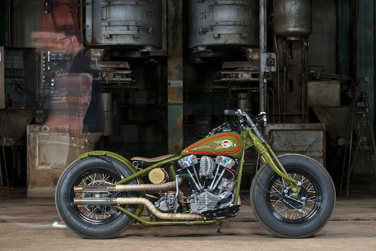 Wingpalace The Green Bobber shoot