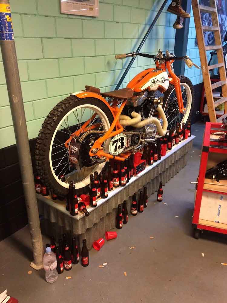 Wingpalace The Orange Dirt Tracker jupiler