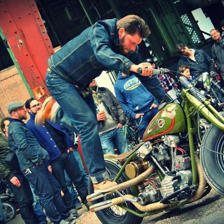Ruben Segers - Pike Brothers - clothing - Wingpalace motorcycles & repair - Uden