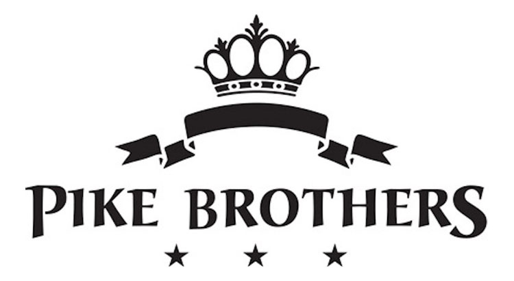 Logo Pike Brothers - clothing - Wingpalace motorcycles & repair - Uden