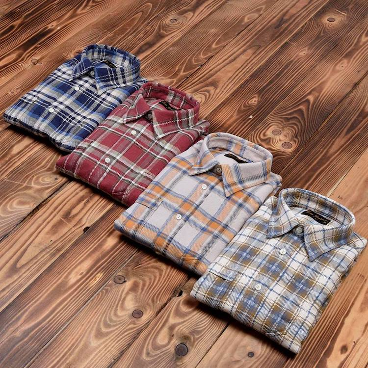 Pike Brothers Flannels - clothing - Wingpalace motorcycles & repair - Uden