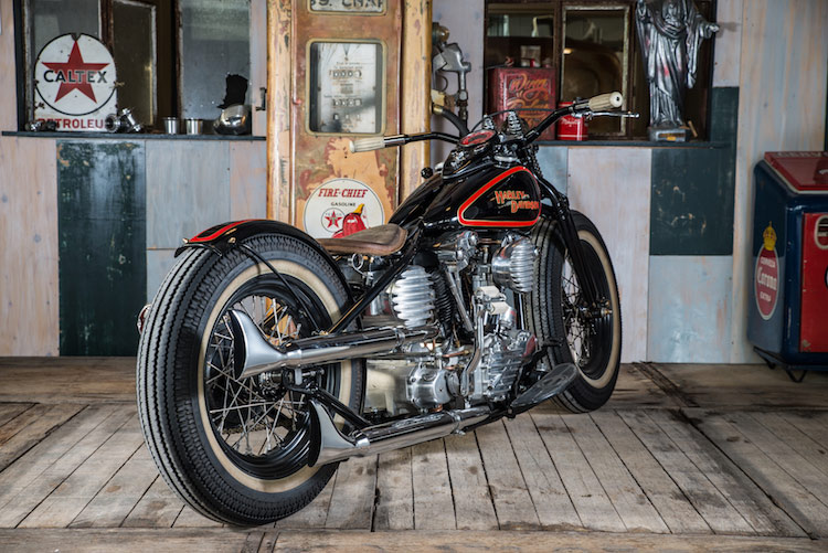 Winghead Special - For Sale - Wingpalace motorcycles & repair Uden